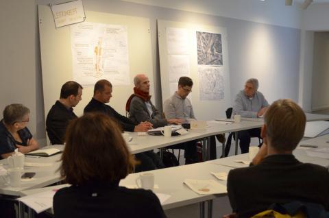 3. Werkstatt Yva-Bogen Diskussion
