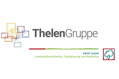 Logo SWUP GmbH -  Thelen Gruppe