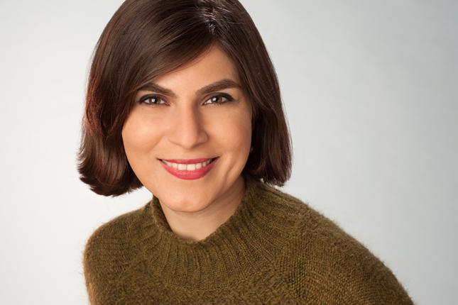Leila Ravandi