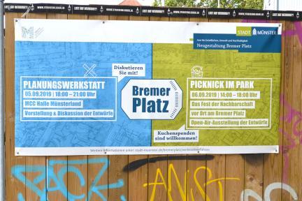 Werkstattverfahren Bremer Platz