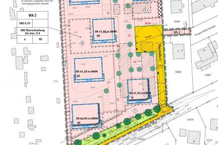 Bebauungsplan 89 in Heiligenhafen