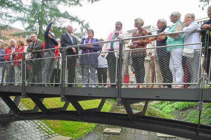 Eröffnungsfeier Schlosspark UrbaneBERKEL Coesfeld