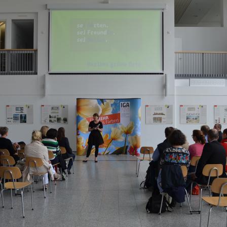 Informationsveranstaltung für die Berliner Bezirksverwaltungen