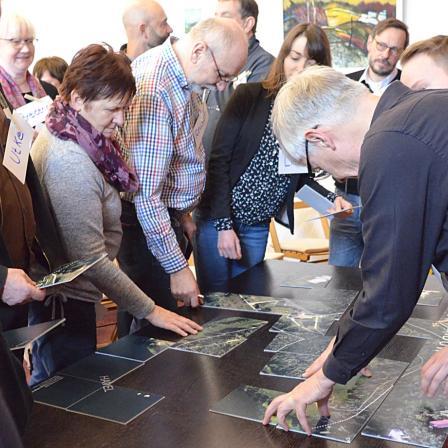 Planungswerkstatt zum Gutspark Neukladow