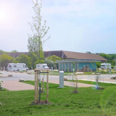 Reisemobilstellplatz Heiligenhafen